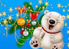 Прикольные поздравления на телефон с Новым Годом